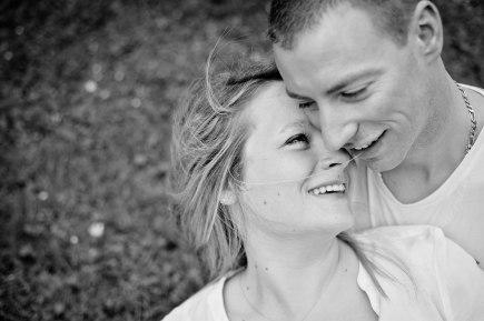Aurore et Renaud séance photo engagement photographe de mariage rouen ludivine fleury