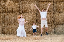 Claire Hervé et Paul séance photo famille picardie somme amiens photographe de rouen ludivine fleury séance photo grossesse