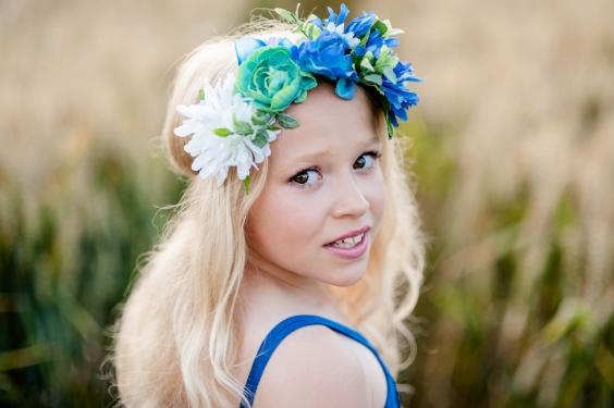 Séance photo enfants photographe de rouen ludivine fleury thème princesse