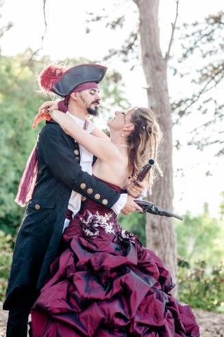 Mariage pirate