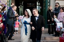 Alice in wonderland wedding (375)