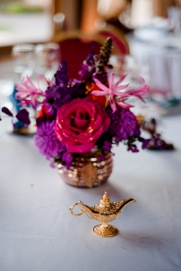 Mariage Disney, table Aladdin