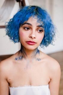 zineb bleu